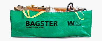 Bagster pickup services