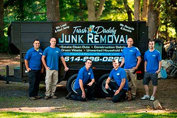 About Trash Daddy Junk Removal